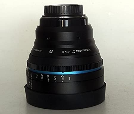 Review Cinematics V2 cine lens