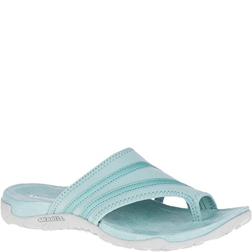 Merrell Women's Terran Ari Wrap Sport Sandal, Aquifer, 9 Medium US - Merrell Womens Casual Sandals