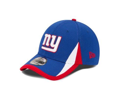 リア王賛辞タイムリーなニューヨーク?ジャイアンツロイヤルブルー新しいEra 39thirtyフレックスフィットトレーニング帽子