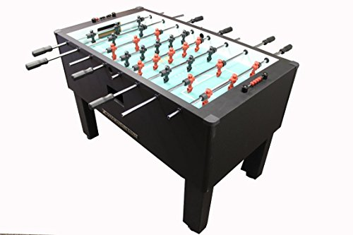 Foosball Handle Wraps (Gold Standard Games Home Pro Foosball Table (Carbon Fiber Wrap (Chrome Rods-Black Handles)))