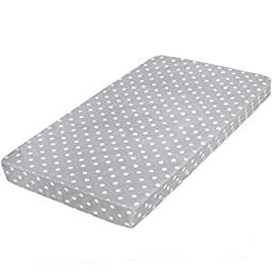 Milliard Hypoallergenic Baby Crib and Toddler Bed Mattress with Washable Waterproof Encasement 17