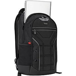 Targus Drifter Sport Backpack for 14-Inch Laptops, Black (TSB842)