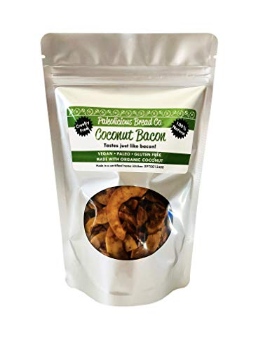 - Coconut Bacon For Healthy Snacking Paleo Diet Gluten Free And Vegan