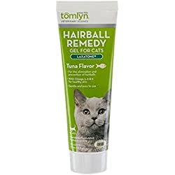 Hairball treatment and prevention Gel for Cats 2.5 oz
