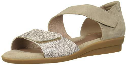 BeautiFeel Women's DITA Sandal Sabbia Leather Combination 400 Medium EU (9 US)