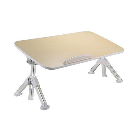 Amazon.com: Mesa plegable ajustable para ordenador portátil ...