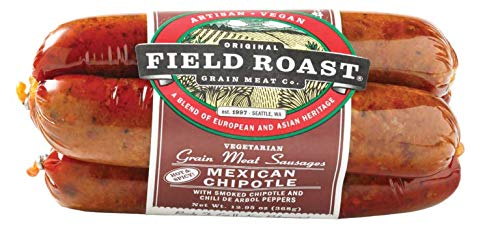 Field Roast Vegetarian Mexican Chipotle Sausage 13 Oz (4 -