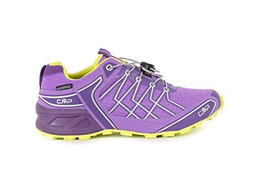 CMP , Chaussures de randonnée basses pour femme violet lilas