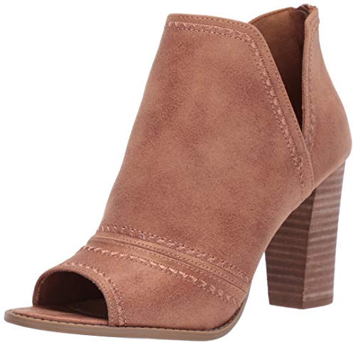 (Report Women's RAY Ankle Boot tan 10 M US)