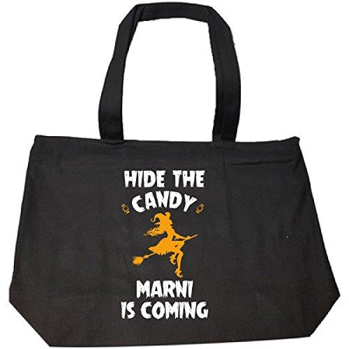 Marni Large Fabric Bag - 9