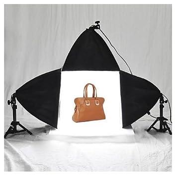 16 Photo Cube Studio Light Tent Box With 3 Softboxes Amazonin