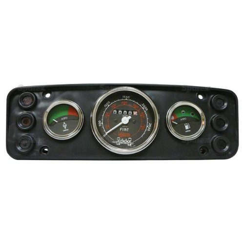 LONG ALLIS CHALMERS TRACTOR INSTRUMENT PANEL CLUSTER TX12292 5103690 72089936 260, 310, 350, 360, 445, 460, 510, 550, 560, 610
