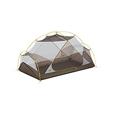 The North Face Triarch 2 Person Tent One Summit Gold/Weimaraner Brown
