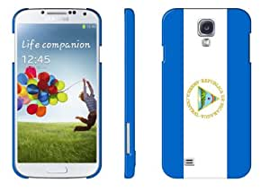 Samsung Galaxy S4 Case Flag of Nicaragua Cell Phone Cover