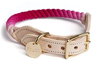 product image for Found My Animal Rope Collar Magenta Ombre
