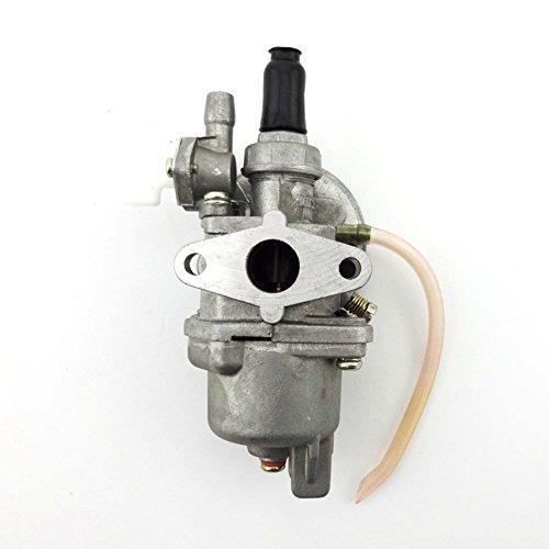 TC-Motor Carb Carburetor For 2 Stroke 47cc 49cc Engine Parts Pocket Dirt Bike Mini Moto ATV Quad (New Quad Atv Mini)