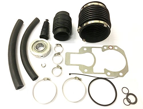 MerCruiser Alpha 1 Gen 1 Transom Bellows Repair Reseal Kit 30-803097T1