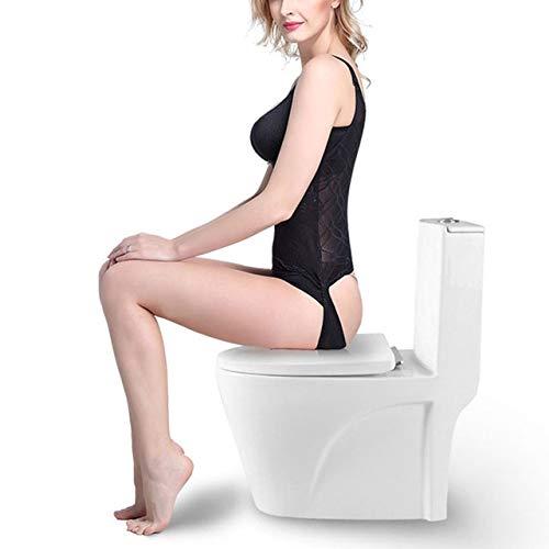 DAVITU Sexy Women Back Off Body Shaper High Elastic Slimming Shapewear Waist Corsets Bodysuit Underwears SN-Hot - (Color: Black 2XL)