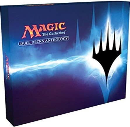 Duel Decks: Anthology – Jace vs Chandra – Elves vs Goblins – Divine vs Demonic – Garruk vs Liliana – Magic the Gathering (MTG)