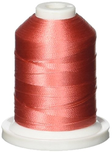 Coral Strength - Robison-Anton Rayon Super Strength Thread, 1100-Yard, Coral