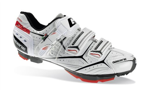 Scarpe Gaerne Carbon G.Olympia SPD in bicicletta White