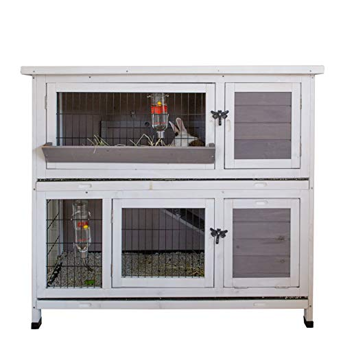 Be Mindful | Bunny Hutch for Rabbits and Other Small Animals (The Best Rabbit Hutch)
