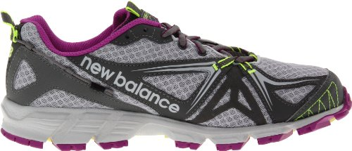 New Balance  Wt610rg2, Chaussures de marche pour femme - - Silver with Purple, 39 (6 UK) EU