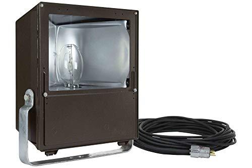 - Class I Div. II 400 Watt Metal Halide Flood Light - 15' SOOW Cord w/Exp. Plug - Multi-Tap 120-277V