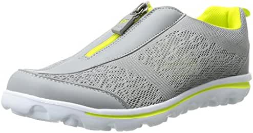 Propet Women's Travelactiv Zip Walking Shoe