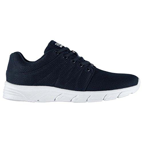 Tessuto Reup runner da donna navy sneakers scarpe sportive calzature