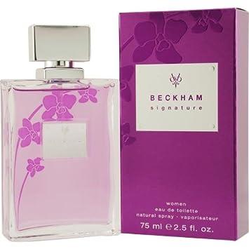 BECKHAM SIGNATURE by Beckham EDT SPRAY 2.5 OZ BECKHAM SIGNATURE by Beckham EDT S