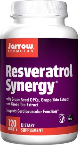 Jarrow Formulas Resveratrol Supports Cardiovascular