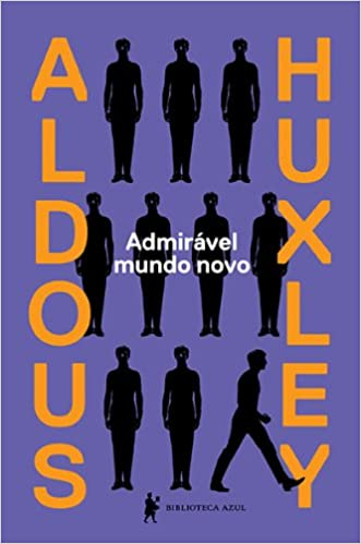 Admirável Mundo Novo Book Cover