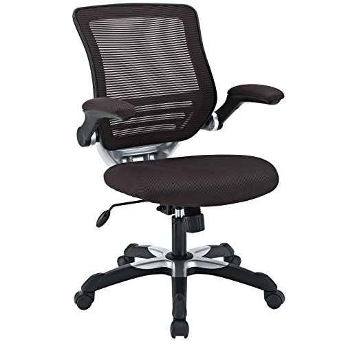 modway-edge-office-chair-with-brown-mesh-back-and-mesh-fabric-seat