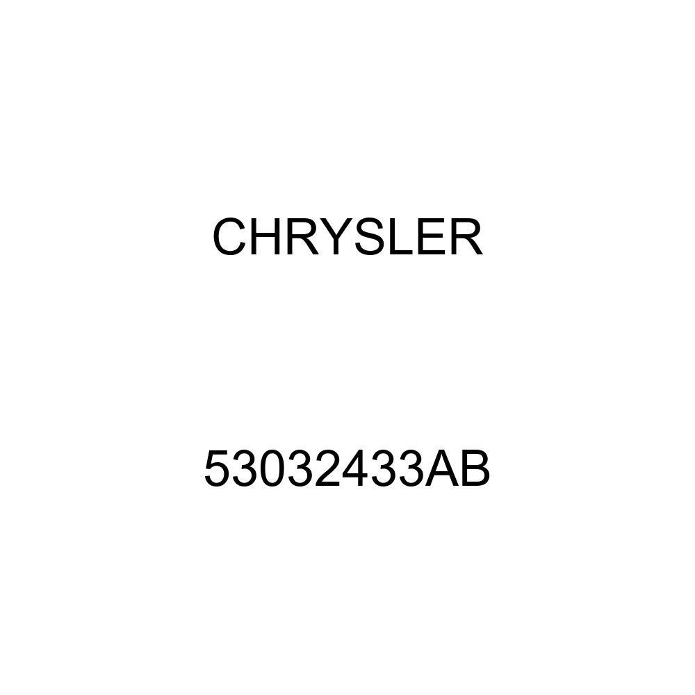 Genuine Chrysler 53032433AB Drive Belt