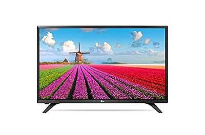 """LG 32LJ500 32"""" HD Multi System LED TV 110-240 Volt w/ Free HDMI Cable"""