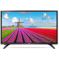 LG 32LJ500 32 HD Multi System LED TV 110-240 Volt w/ Free HDMI Cable