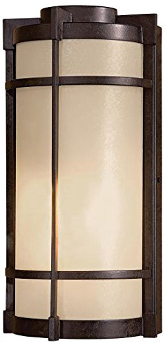 Minka Lavery 72020-A179-PL Andrita Court Wall Sconce, Textured French (French Traditional Sconce)