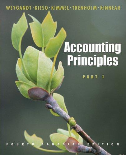 Accounting Principles, Part 1