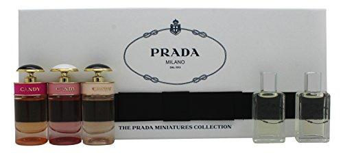 Prada Infusion Diris Gift Set (Prada The Miniatures Collection, 1 Ounce)