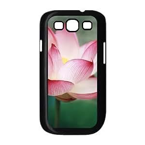 Lotus ZLB818940 DIY Phone Case for Samsung Galaxy S3 I9300, Samsung Galaxy S3 I9300 Case