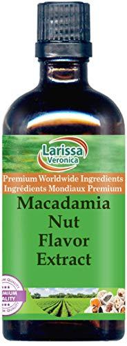 Macadamia Nut Flavor Extract (1 oz, ZIN: ()