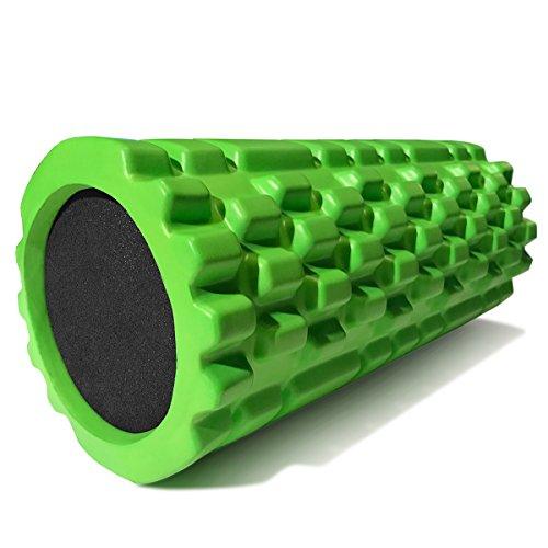 Foam Massage Roller - Green