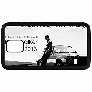 Paul Walker Custom Design Hard Plastic Mobile Phone Case Cover For Samsung Galaxy S5