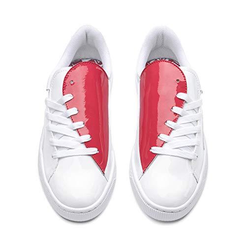 puma Femme Crush Puma Blanc Basses Wn's hibiscus White Basket Sneakers 500rqXwpx