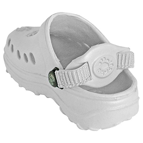 Dawgs Toddlers' Baby Dawgs Clogs White Size 8 - Image 6