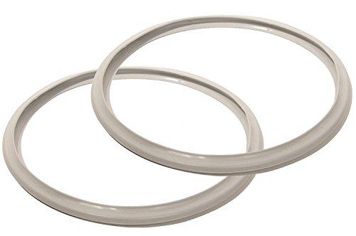 Impresa 9 Inch Fagor Pressure Cooker Replacement Gasket (Pack of 2) - Fits Many Fagor Stovetop Models (Check Description for Fit) ()