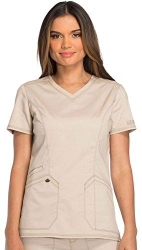 Buy dickie junior short sleeve fit v-neck scrub top