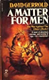 A Matter for Men, David Gerrold, 0671451200