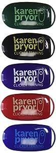 Karen Pryor i-Click Clicker 5 Pack